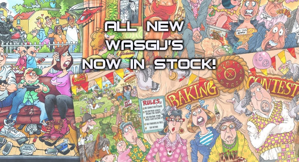 New Wasgijs Have Now Arrived!