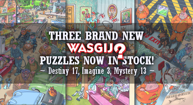 New Wasgijs Just Arrived