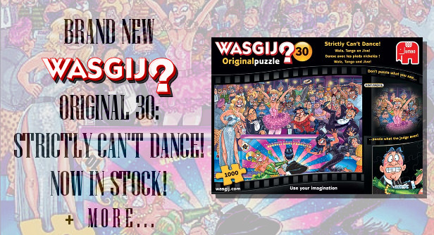 Brand New Wagij 30 Strictly I Can't Dance Now In