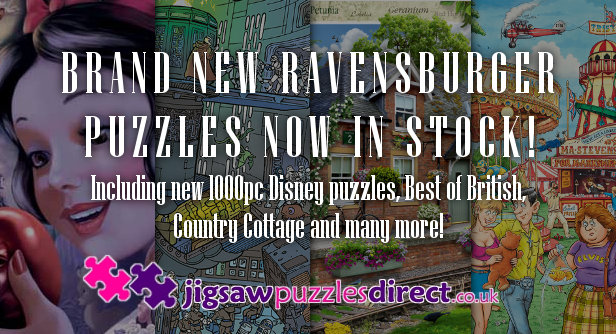 Brand New Ravensburger now in Stock!