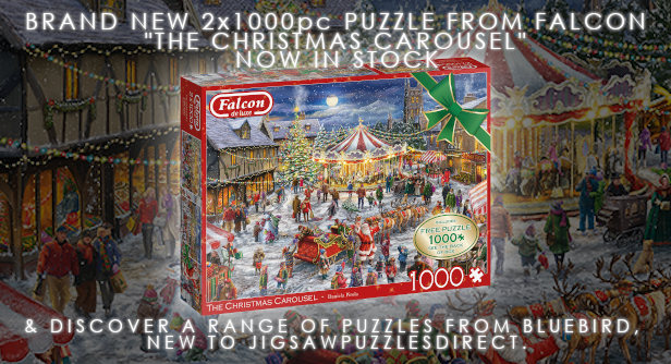New Puzzles From Jumbo And Bluebird