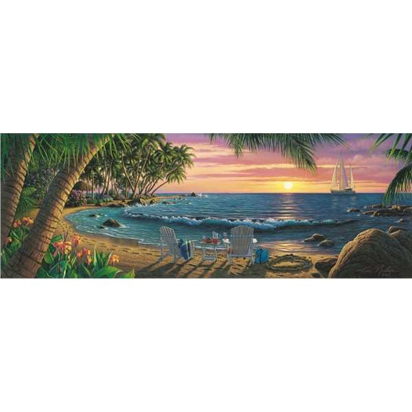 Summer Breeze - 1000pc jigsaw puzzle
