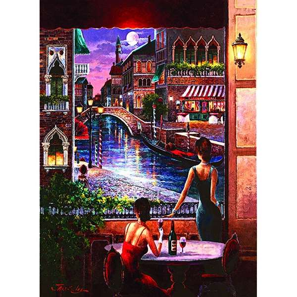 Waiting For Love - 1000pc jigsaw puzzle