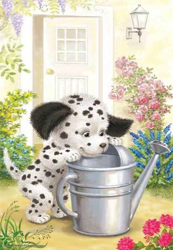 Naughty Dalmation - 260pc jigsaw puzzle
