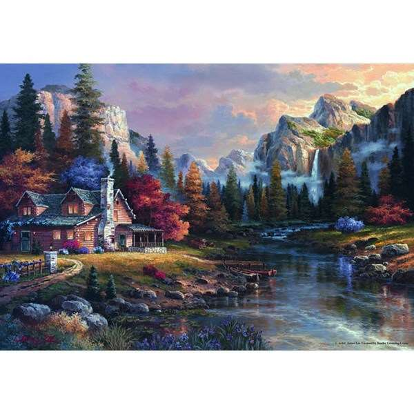 Home at Last - 500pc jigsaw puzzle