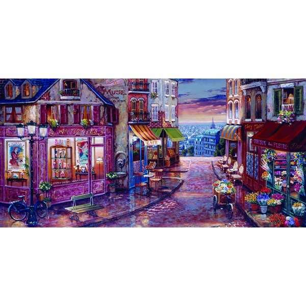 Twilight View - 1500pc jigsaw puzzle