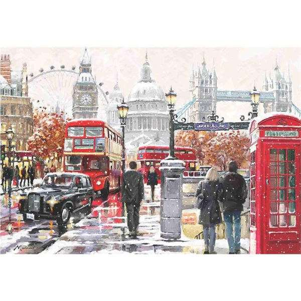 London - 2000pc jigsaw puzzle