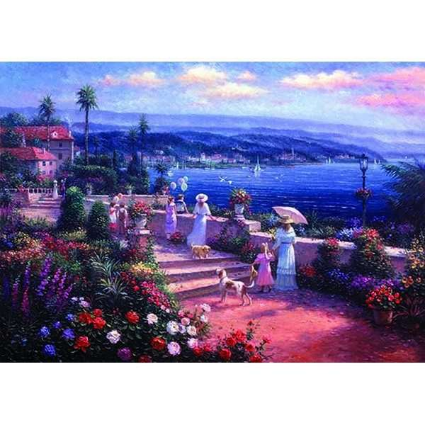 Seaside View - 1500pc jigsaw puzzle