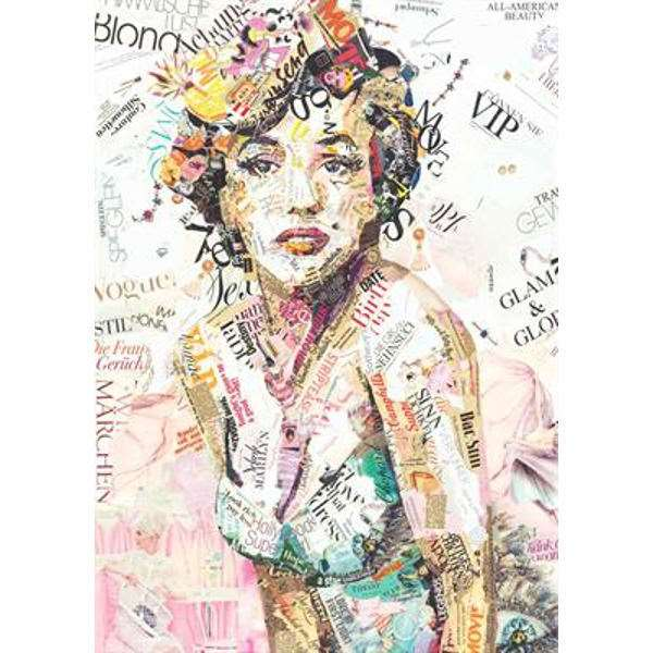Marilyn Monroe - 1500pc jigsaw puzzle