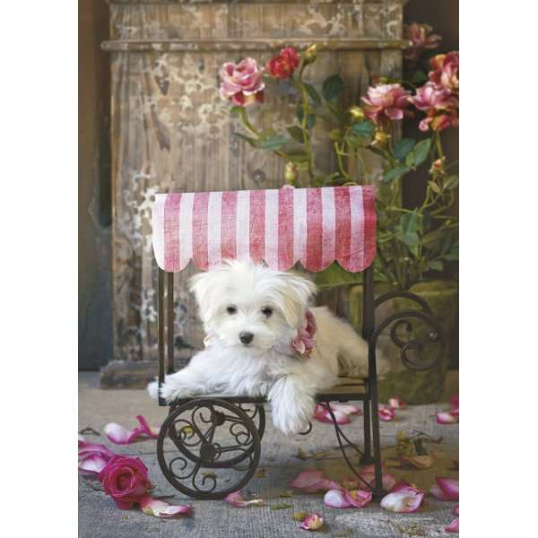 Be My Valentine, Lisa Jane - 500pc jigsaw puzzle
