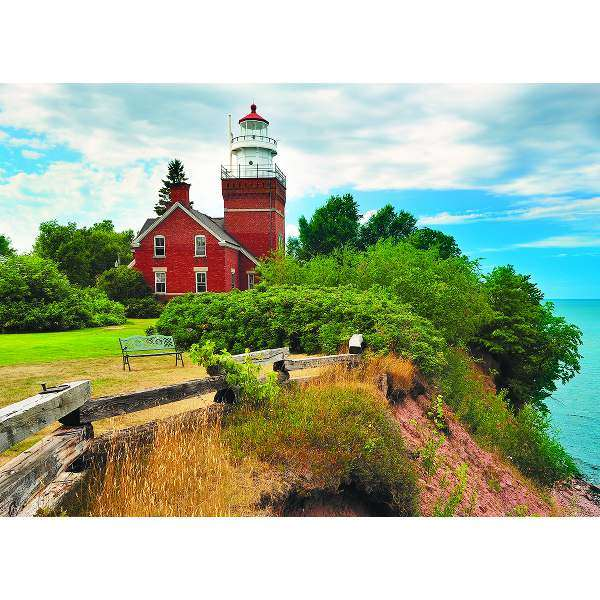 Big Bay Lighthouse, MI jigsaw puzzle
