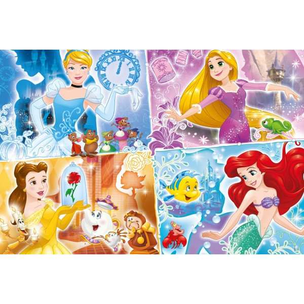 Disney Princess 250pc Jigsaw Puzzle From Jigsaw Puzzles