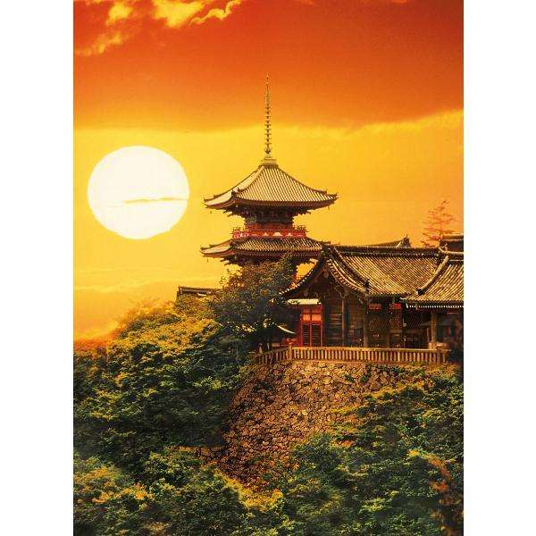 Kyoto Japan jigsaw puzzle
