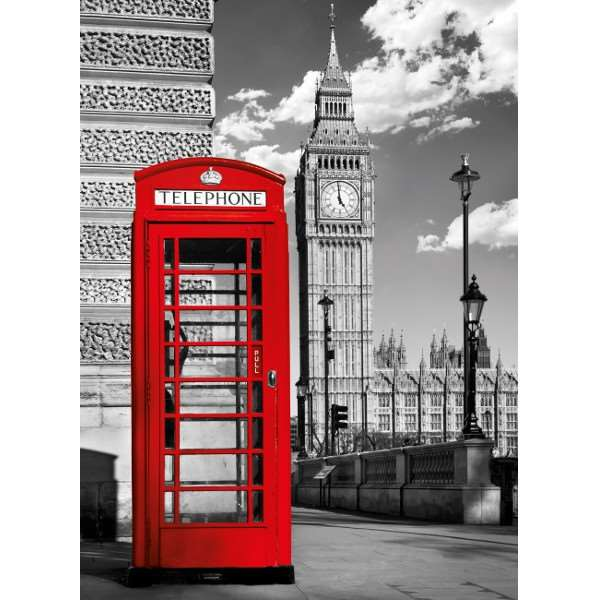 Platinum Collection - London - 1000pc jigsaw puzzle