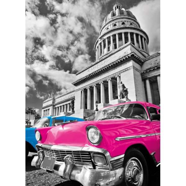 Platinum Collection - Cuba - 1000pc jigsaw puzzle