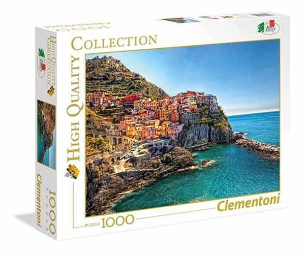 Italian Collection - Manarola - 1000pc jigsaw puzzle