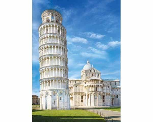 Italian Collection - Pisa - 1000pc jigsaw puzzle