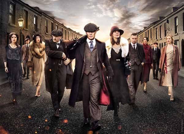 Peaky Blinders - 1000pc jigsaw puzzle