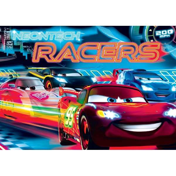 Cars - 70pc Puzzle jigsaw puzzle