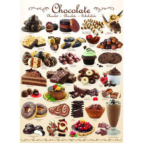 Chocolate 2 jigsaw puzzle