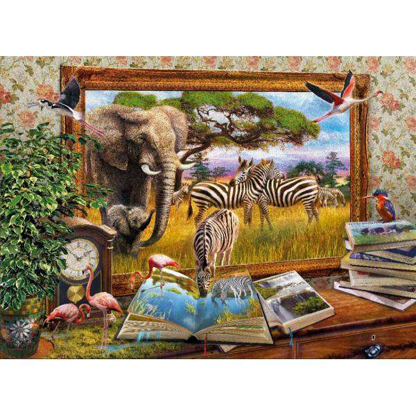 Come to Life - 1000pc jigsaw puzzle
