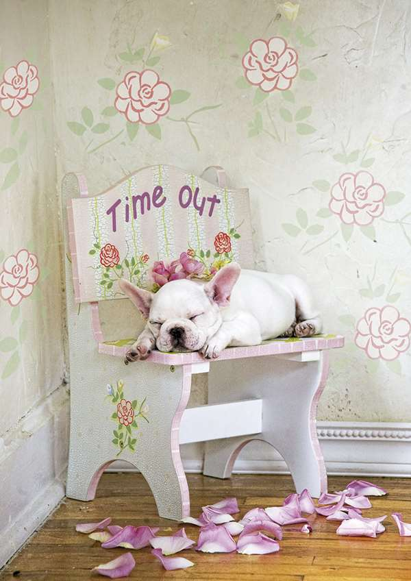Taking Time Out - 500pc jigsaw puzzle