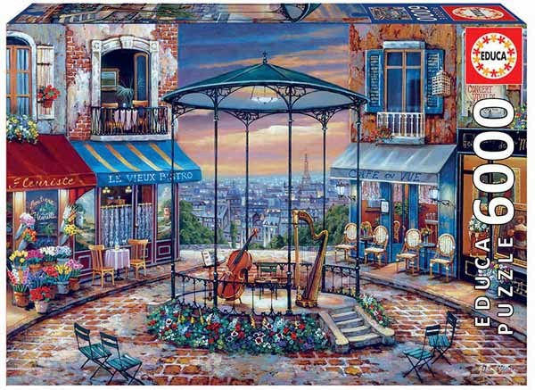 Evening Prelude - 6000pc jigsaw puzzle