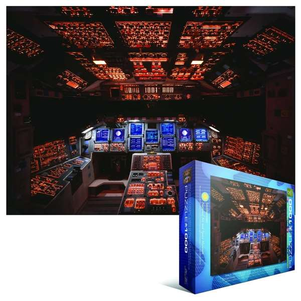 space shuttle columbia puzzle - photo #37