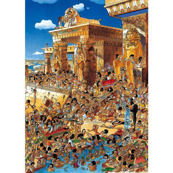 Egypt - 1000pc jigsaw puzzle
