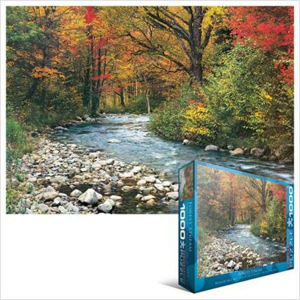 Forest Stream jigsaw puzzle