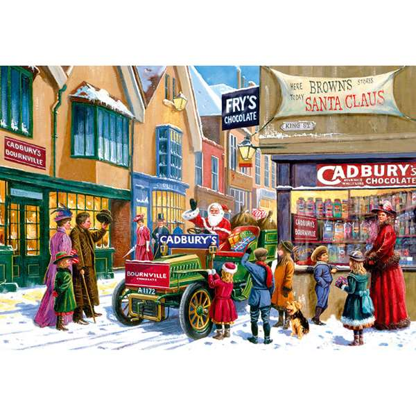 Special Delivery - Larger Piece jigsaw puzzle
