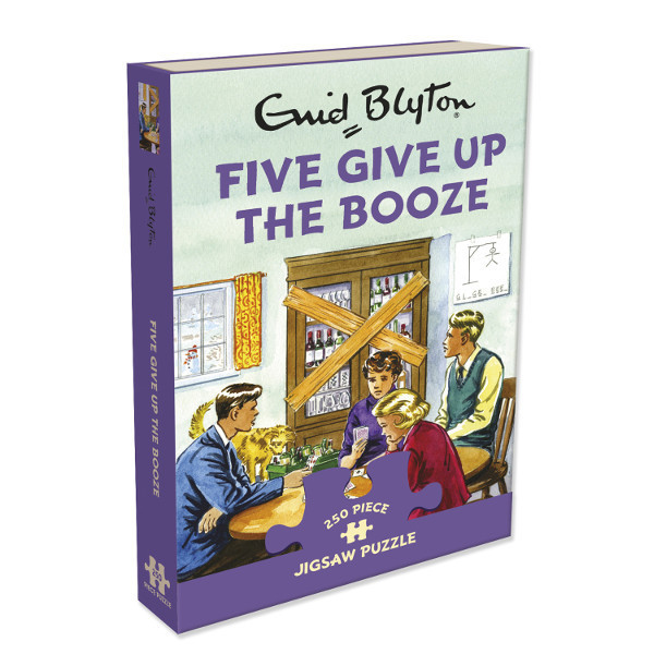 Five Give up the Booze - 250pc jigsaw puzzle