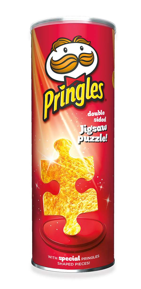 Pringles - 250pc jigsaw puzzle