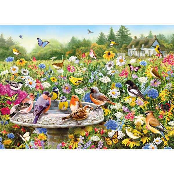 Secret Garden - 500pc jigsaw puzzle