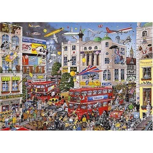 Adult Jig Saw Puzzles 89