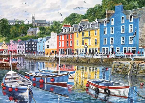 Tobermory jigsaw puzzle