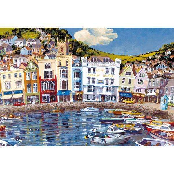 Boat Float - 1000pc jigsaw puzzle
