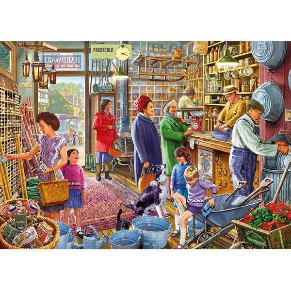 Herberts Hardware - 1000pc jigsaw puzzle