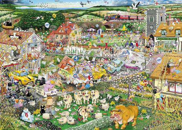 I Love Spring jigsaw puzzle