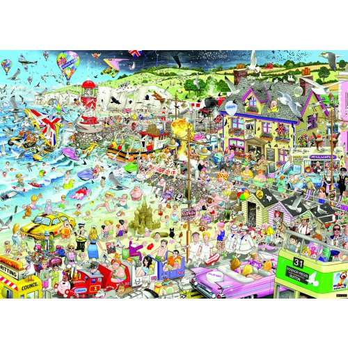 I Love Summer jigsaw puzzle