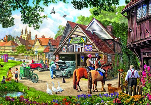 Afternoon Amble - 2000pc jigsaw puzzle
