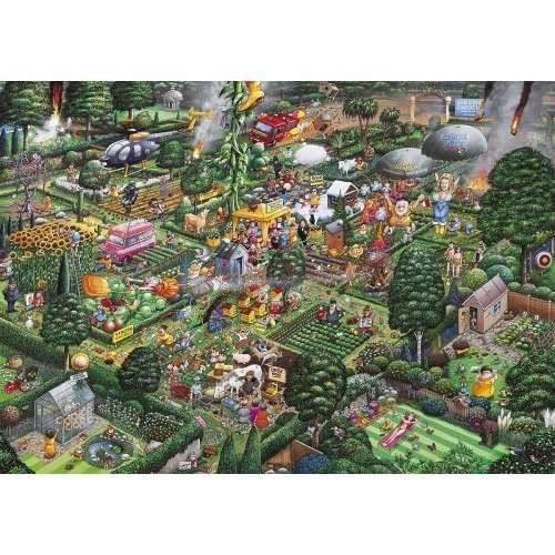 1000 piece jigsaws jigsaw puzzles direct i love gardening urtaz Choice Image