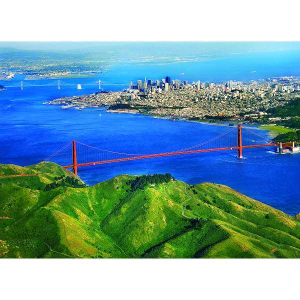 Golden Gate Bridge Ca Jigsaw Puzzle From Jigsaw Puzzles