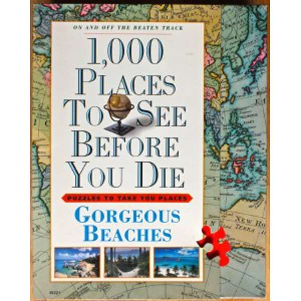 Gorgeous Beaches jigsaw puzzle