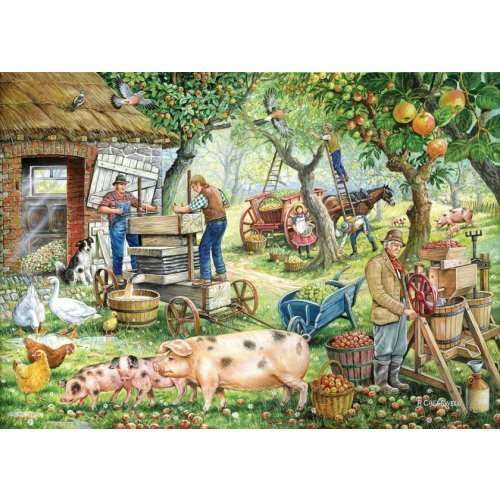 Cider Makers jigsaw puzzle