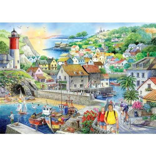 Safe Haven jigsaw puzzle