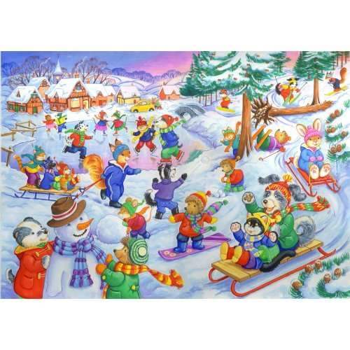 Puzzle from jigsaw puzzles direct order today and get free delivery