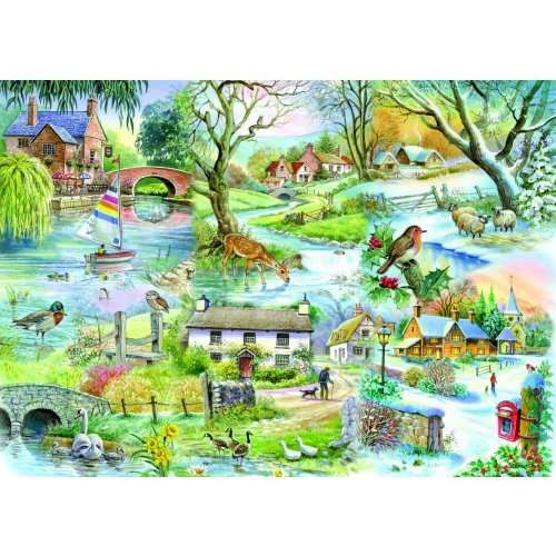 All Seasons jigsaw puzzle