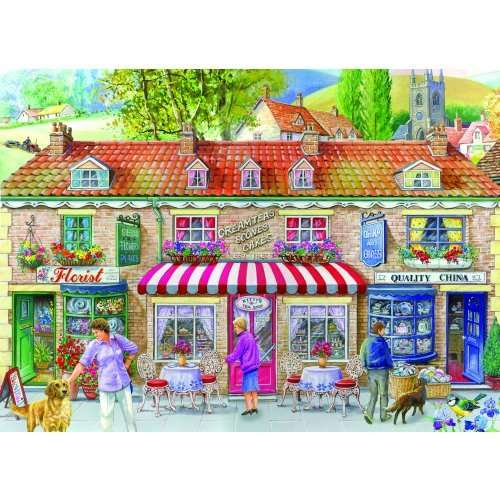 Friday Street jigsaw puzzle