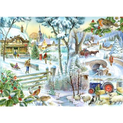 Winter Wonderland Jigsaw Puzzle from Jigsaw Puzzles Direct ...